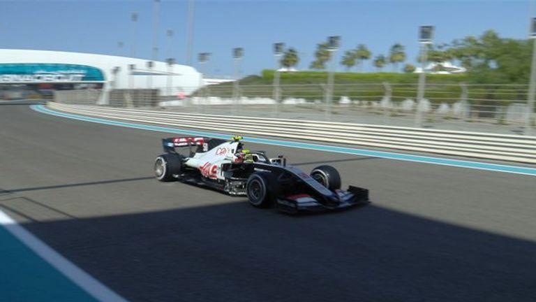Lewis Hamilton fifth on F1 return, Max Verstappen tops Abu ...
