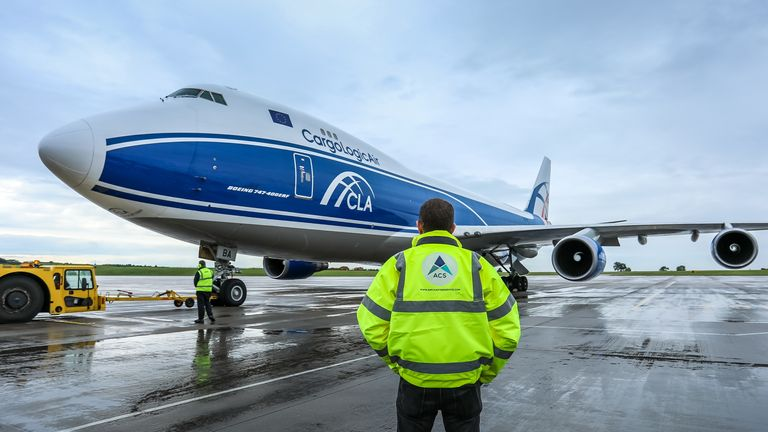 ACS arranges more than 20,000 charter flights per year
