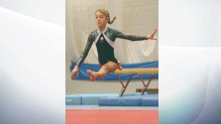 Zoe Watts was a talented athlete