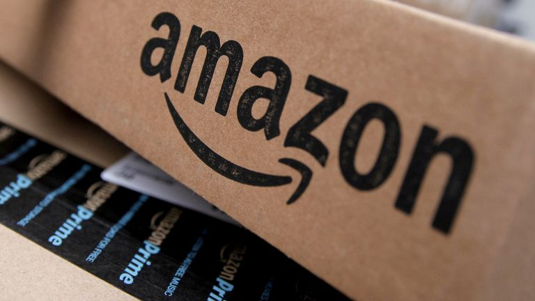 In terms of how quickly couriers delivered orders, Amazon was rated top