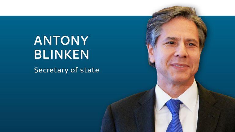 Anthony Blinken