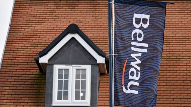 Bellway Homes have admitted guilt