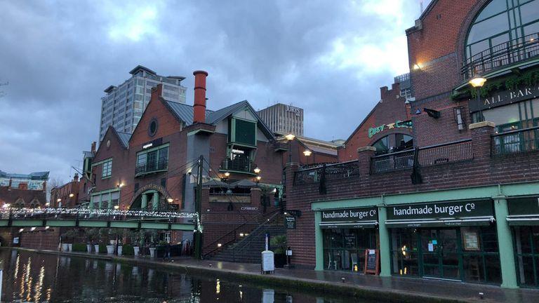Birmingham restaurant closed as tier system starts 2/12/20