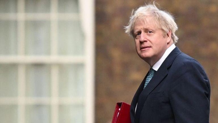 Boris Johnson faces pressure to scrap Christmas COVID relaxation