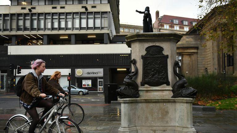 Darth Vader in Bristol