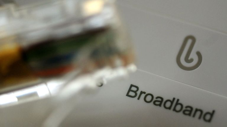 Research has revealed the UK's slowest street for broadband