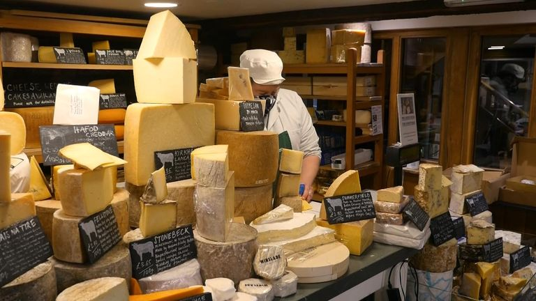 Cheesemakers fear a 'make or break' moment in the New Year