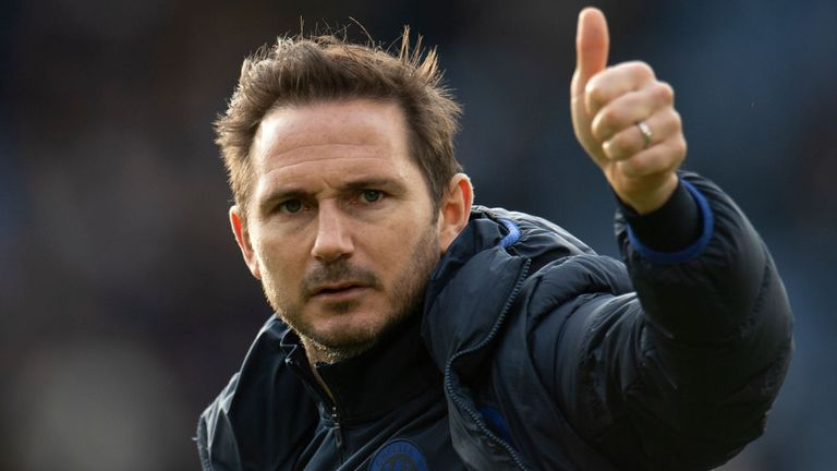 Frank Lampard is encouraging people to 'support someone else' over Christmas