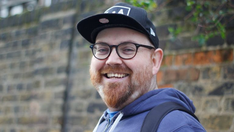 Andrew Mcleay runs the Ealing Soup Kitchen in west London