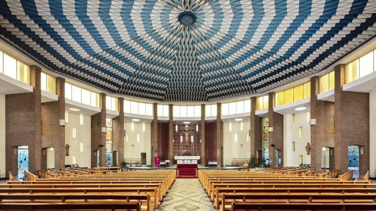 The Roman Catholic Church of St Mary, Dunstable