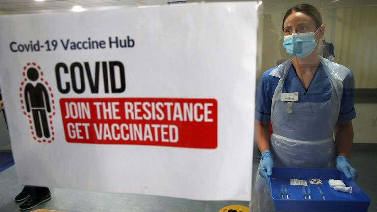 It is likely there will be several vaccines approved in the coming months