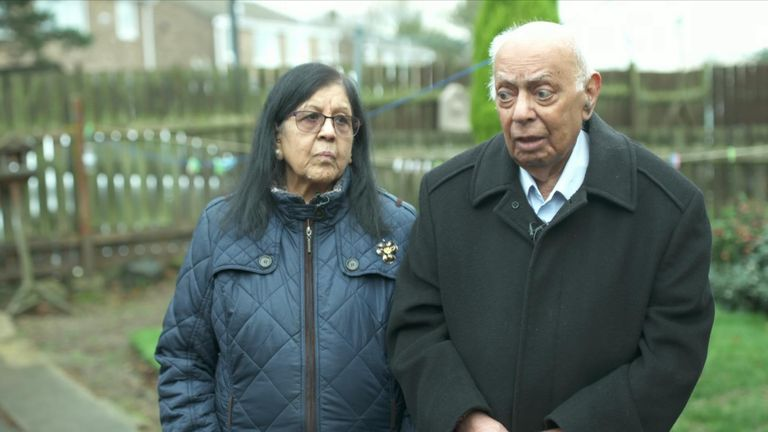 Hari Shukla and his wife Ranjan will be among the first to get the jab