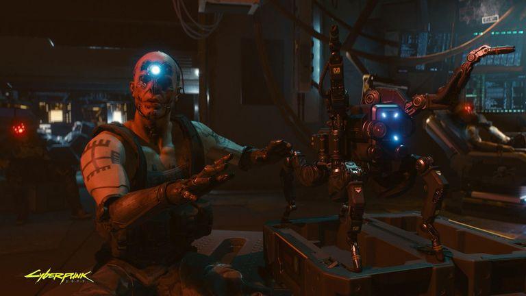 Pic: Cyberpunk 2077/CD Projekt Red.
