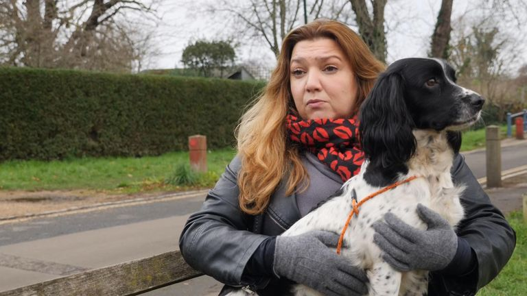 Melissa Cole says the dogs are being treated 'like cash machines'