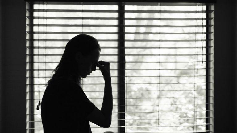 Domestic abuse victim
