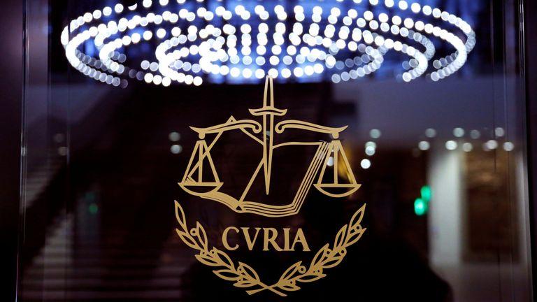 Pengadilan Eropa