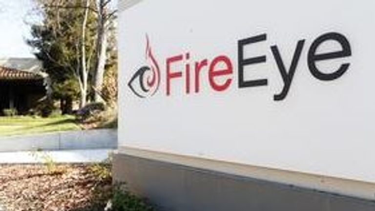 California-based FireEye numbers US federal agencies among its customers