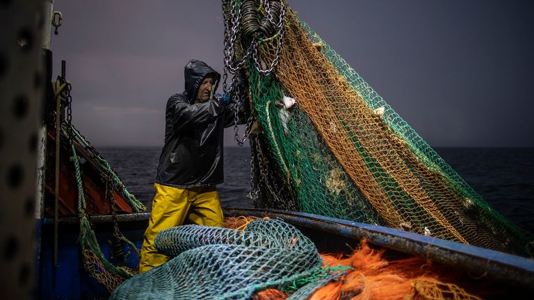 Fishing is one of the issues leaders are yet to agree on