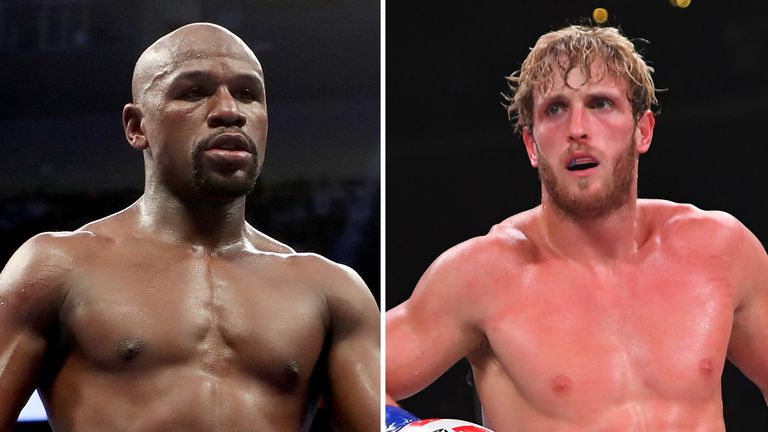 Floyd Mayweather will come out of retirement to fight against YouTube star Logan Paul