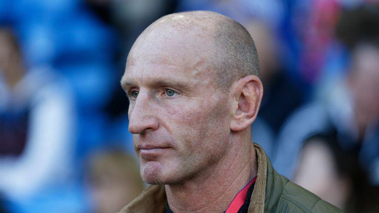 Gareth Thomas, wales rugby legend