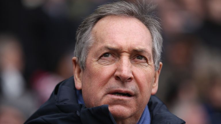 Gerard Houllier managed Liverpool and Aston Villa in the Premier League