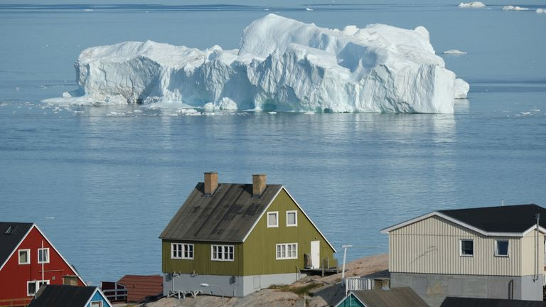 Climate change is having a profound effect in many countries, including Greenland