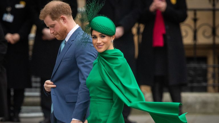 The Duke and Duchess of Sussex are now both suing Associated Newspapers Limited