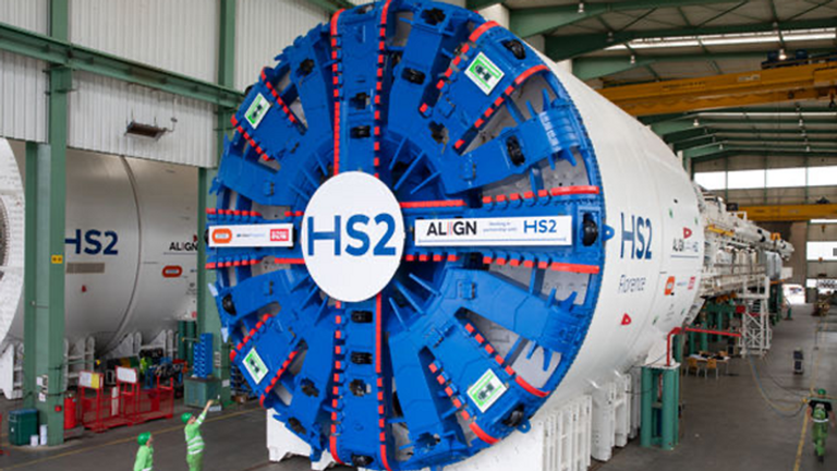The tunnel boring machines (TBMs) are due to start wotk next spring