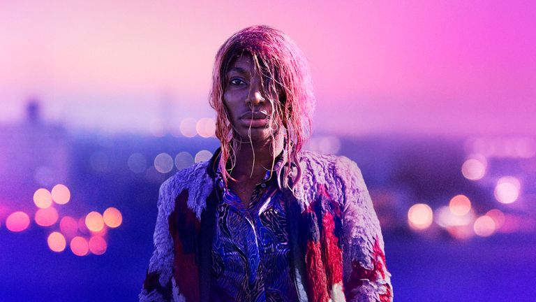 Michaela Coel as Arabella in I May Destroy You.