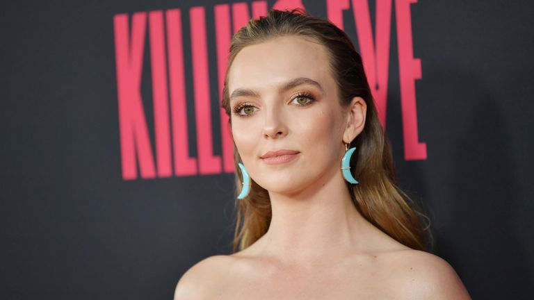 Killing Eve star Jodie Comer
