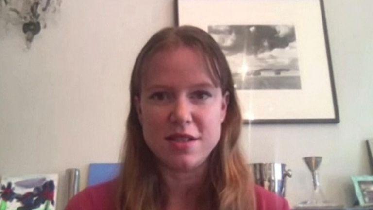 Kate Bedingfield, White house communications director