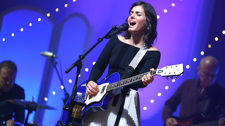 Katie Melua says the industry is at a complete standstill