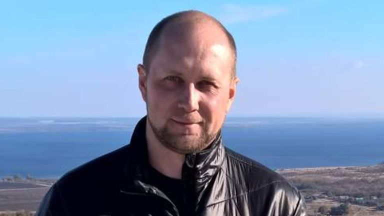 Konstantin Kudryavtsev. Pic: Bellingcat