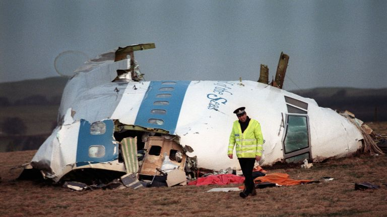 Libya claimed responsibility for the 1988 attack