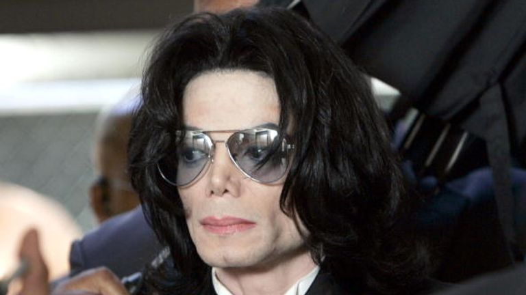 Michael Jackson's estate sued HBO for $100m (£75m)