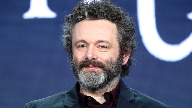 Michael Sheen gave up his OBE
