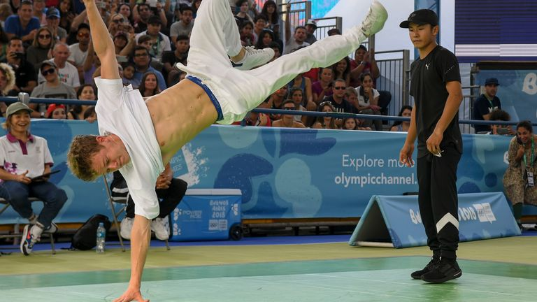 Breakdancing has been confirmed as a sport at the 2024 games