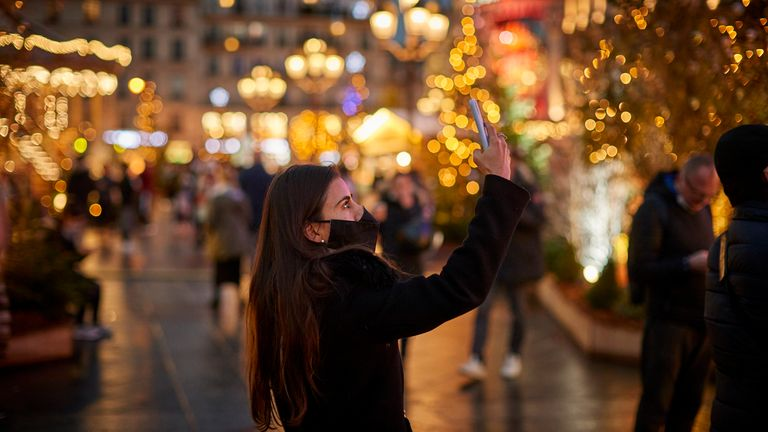 France has lifted its strictest restrictions ahead of Christmas