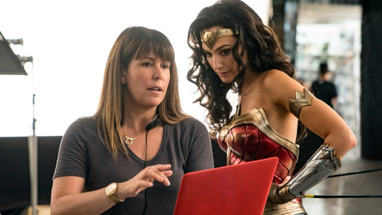Patty Jenkins has teased a third instalment. Pic. Warner Bros