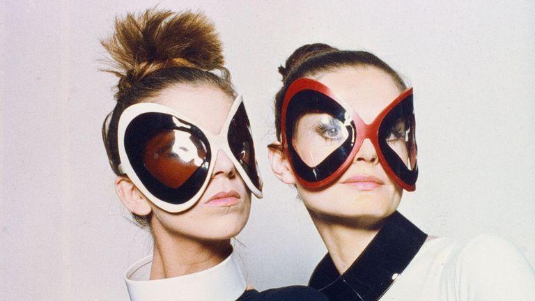 Pierre Cardin glasses. Pic: Unimedia/Shutterstock
