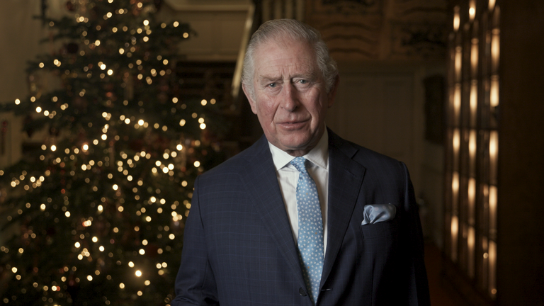 Prince Charles and Camilla have recorded a special reading of the poem 'Twas the Night Before Christmas,' with a few very famous friends invited to Clarence House to help.