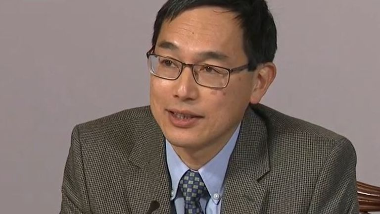 Professor Wei Shen Lim says getting the Pfizer/BioNTech vaccine to care homes is dependent on deployment practicalities