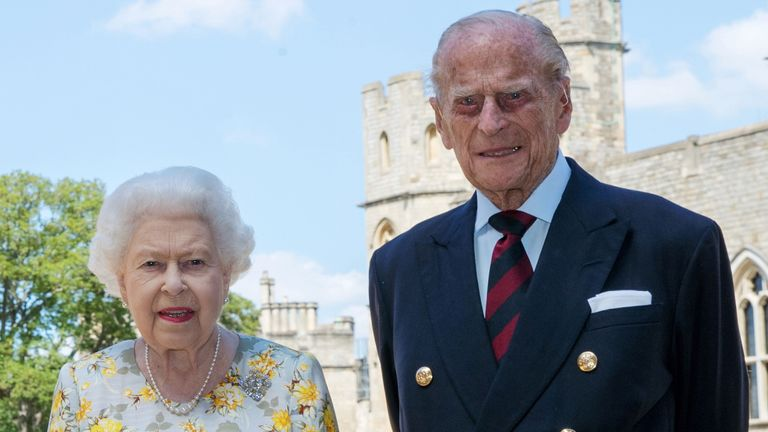The Queen and Prince Philip are in a lockdown bubble over Christmas