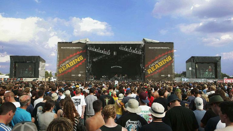 Reading Festival is due to return in 2021