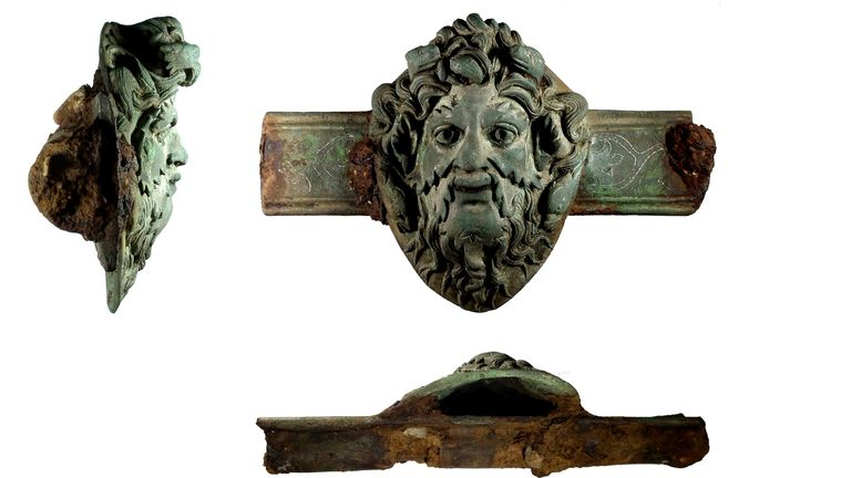 A Roman furniture fitting was found in Hampshire