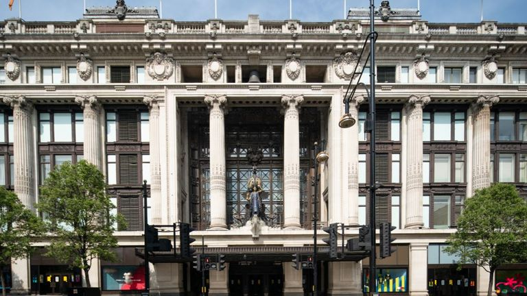 "Selfridges has been reclassified as a building of ""more than special interest"" after its listed status received an upgrade"