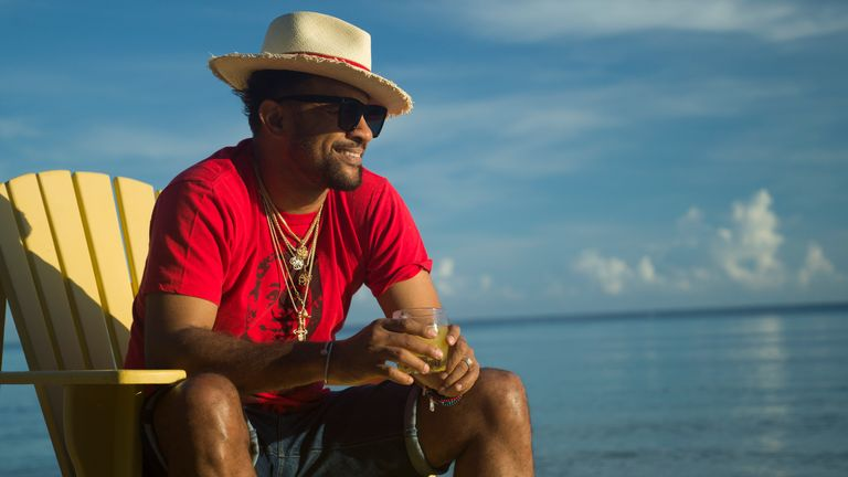 Shaggy telah merilis album Natal. Foto: William Richards Photography