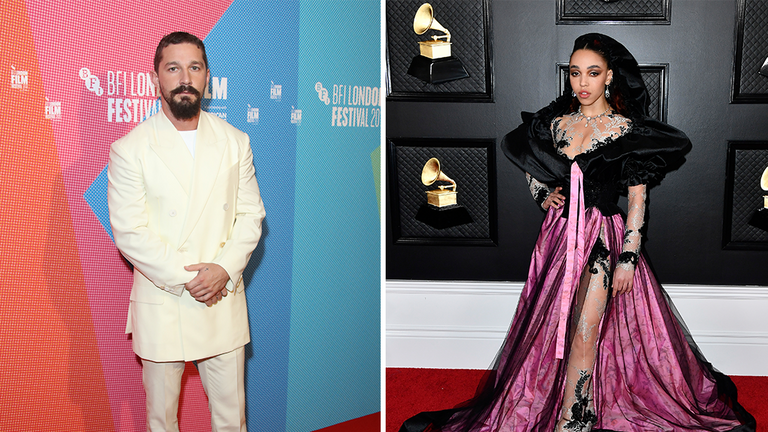 Shia LaBeouf has been accused of physically and emotionally abusing ex-partner FKA Twigs