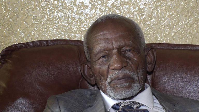 Simon Mhlanga