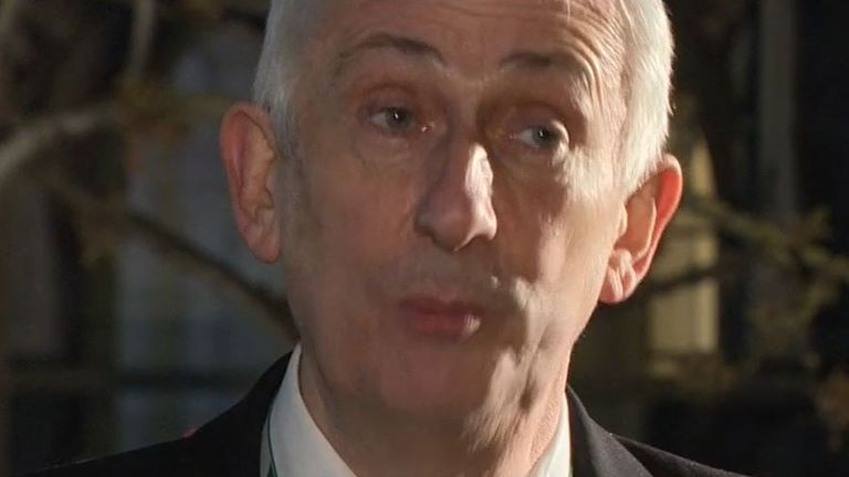 Sir Lindsay Hoyle would take Commons right up to Christmas Eve if necessary